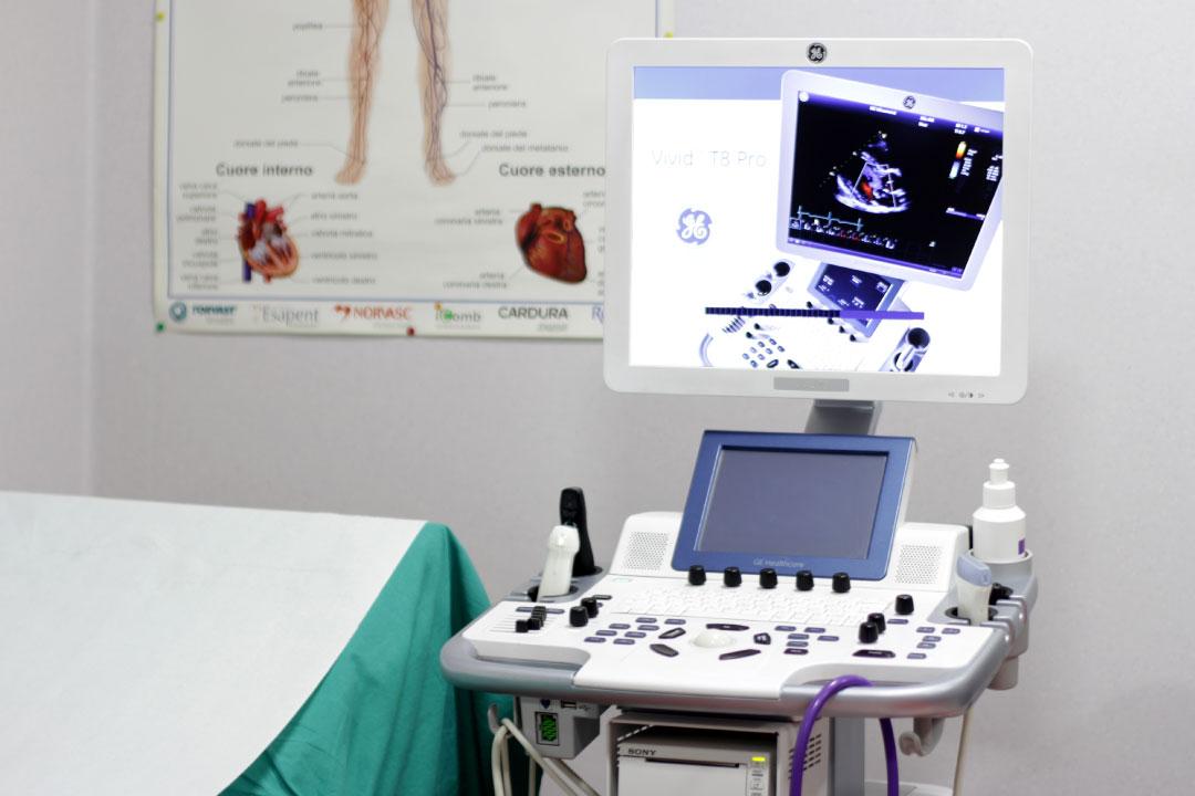 Contatti Centro Medico Miranda